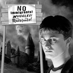 Waco Trib Harry Potter Mudbloods