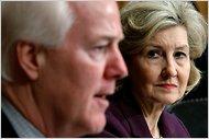 NYT Texas Senators